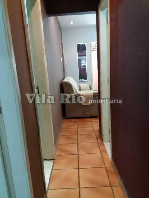 CIRCULAÇÃO - Apartamento 2 quartos à venda Jardim América, Rio de Janeiro - R$ 290.000 - VAP20165 - 14