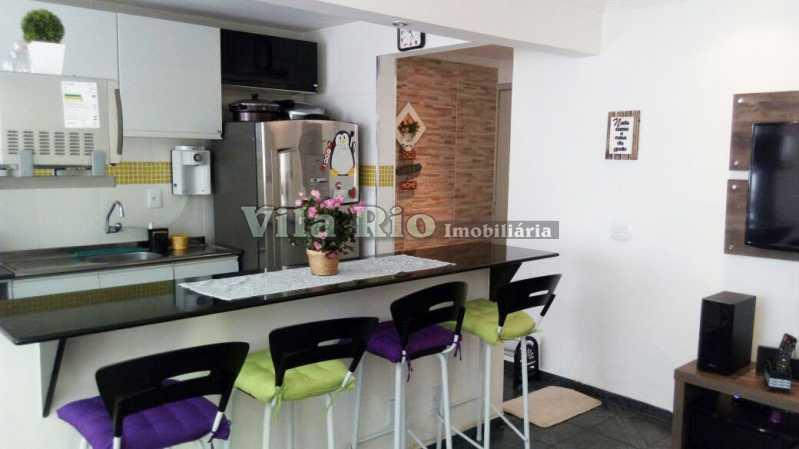 SALA 1 - Apartamento 2 quartos à venda Colégio, Rio de Janeiro - R$ 210.000 - VAP20167 - 3