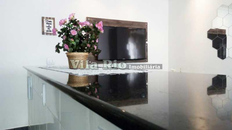 SALA 2 - Apartamento 2 quartos à venda Colégio, Rio de Janeiro - R$ 210.000 - VAP20167 - 4