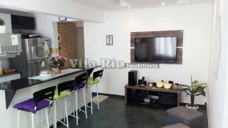 SALA 3 - Apartamento 2 quartos à venda Colégio, Rio de Janeiro - R$ 210.000 - VAP20167 - 1