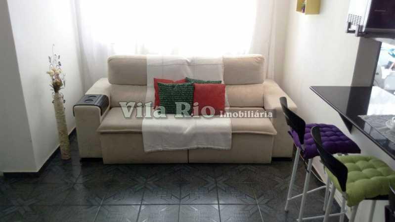 SALA 5 - Apartamento 2 quartos à venda Colégio, Rio de Janeiro - R$ 210.000 - VAP20167 - 6
