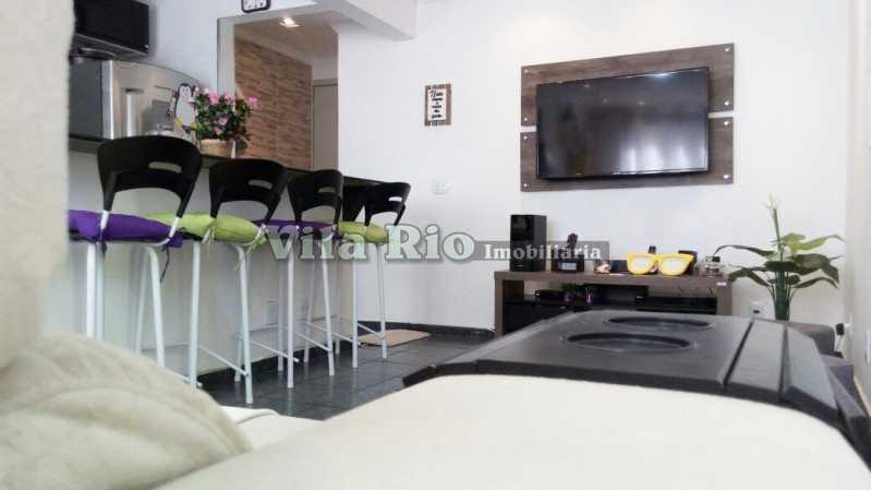SALA 6 - Apartamento 2 quartos à venda Colégio, Rio de Janeiro - R$ 210.000 - VAP20167 - 7
