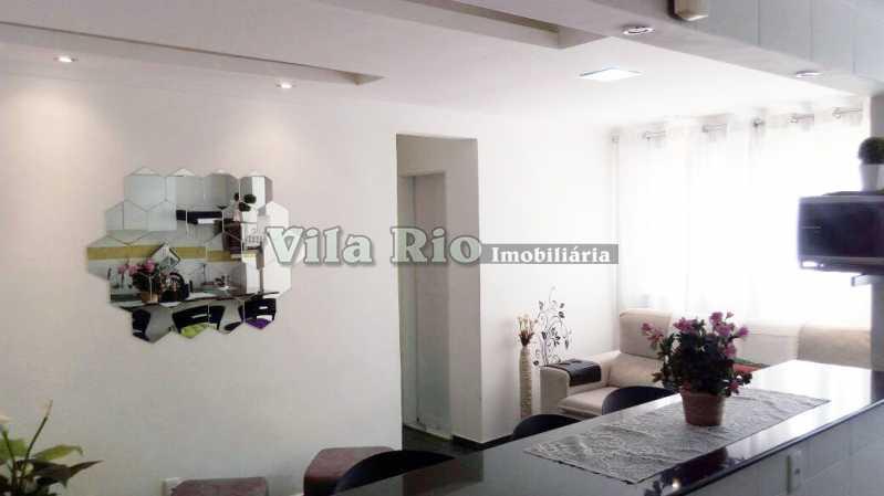 SALA 7 - Apartamento 2 quartos à venda Colégio, Rio de Janeiro - R$ 210.000 - VAP20167 - 8