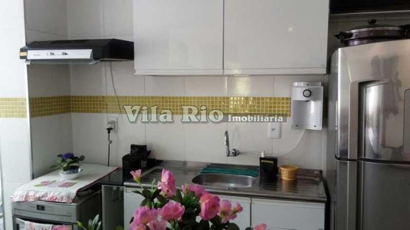 COZINHA 3 - Apartamento 2 quartos à venda Colégio, Rio de Janeiro - R$ 210.000 - VAP20167 - 18