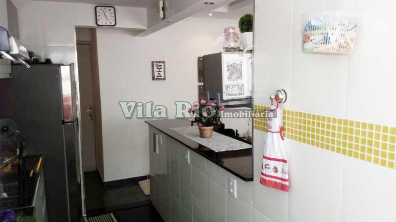 COZINHA 4 - Apartamento 2 quartos à venda Colégio, Rio de Janeiro - R$ 210.000 - VAP20167 - 19