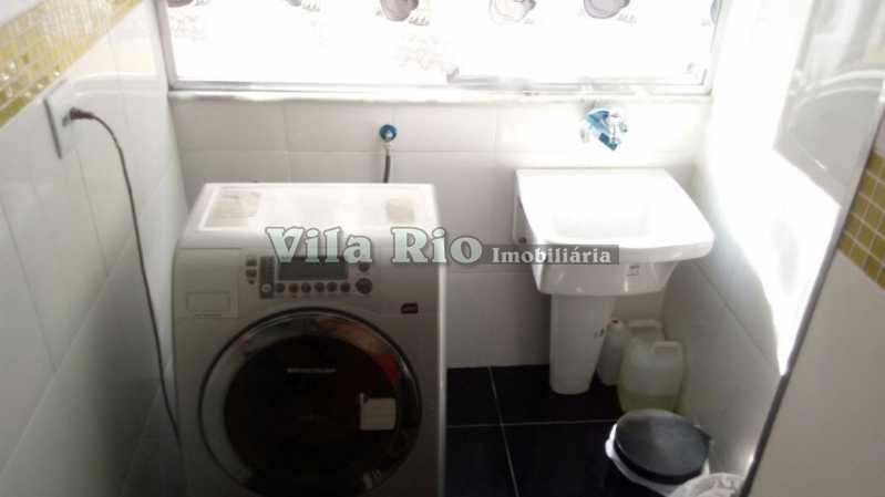 AREA DE SERVIÇOS 1 - Apartamento 2 quartos à venda Colégio, Rio de Janeiro - R$ 210.000 - VAP20167 - 20