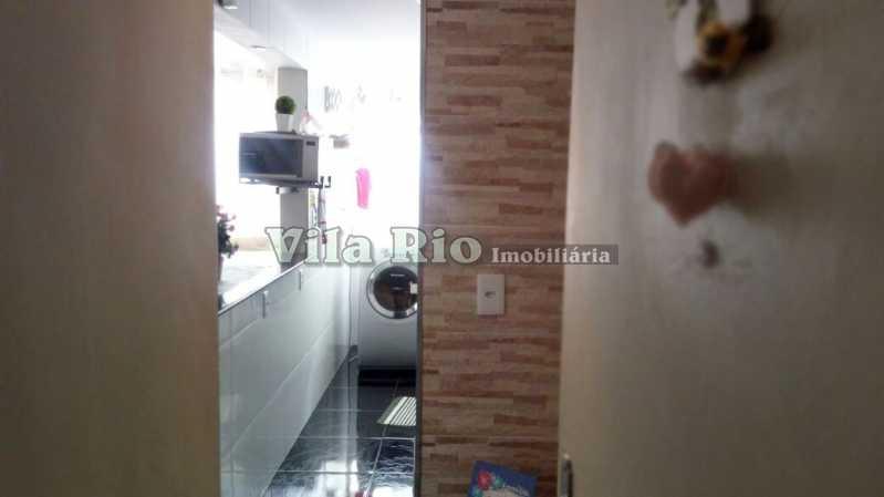 ENTRADA - Apartamento 2 quartos à venda Colégio, Rio de Janeiro - R$ 210.000 - VAP20167 - 22