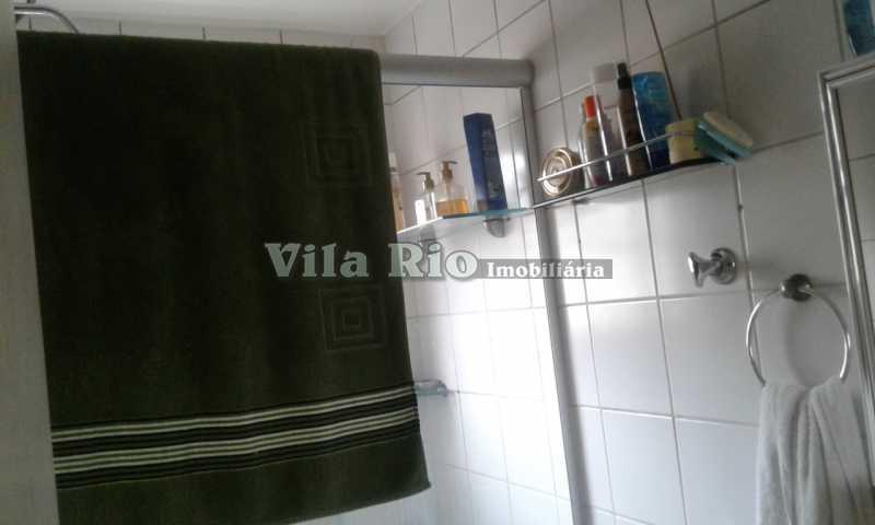BANHEIRO1 - Apartamento 2 quartos à venda Irajá, Rio de Janeiro - R$ 160.000 - VAP20168 - 18