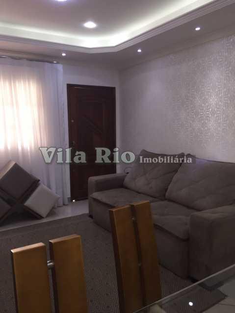 SALA 1 - Casa 3 quartos à venda Vila da Penha, Rio de Janeiro - R$ 1.190.000 - VCA30018 - 3