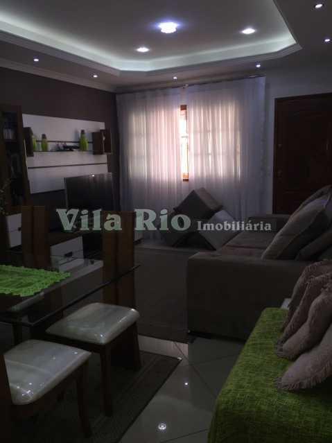 SALA 2 - Casa 3 quartos à venda Vila da Penha, Rio de Janeiro - R$ 1.190.000 - VCA30018 - 1