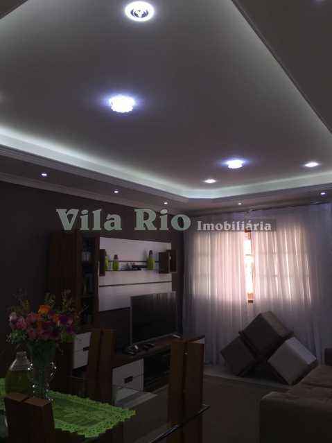 SALA 3 - Casa 3 quartos à venda Vila da Penha, Rio de Janeiro - R$ 1.190.000 - VCA30018 - 4