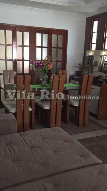 SALA 4 - Casa 3 quartos à venda Vila da Penha, Rio de Janeiro - R$ 1.190.000 - VCA30018 - 5