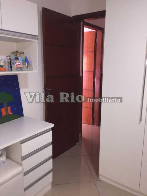QUARTO 2 - Casa 3 quartos à venda Vila da Penha, Rio de Janeiro - R$ 1.190.000 - VCA30018 - 7
