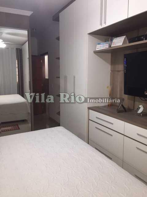 QUARTO 3 - Casa 3 quartos à venda Vila da Penha, Rio de Janeiro - R$ 1.190.000 - VCA30018 - 8