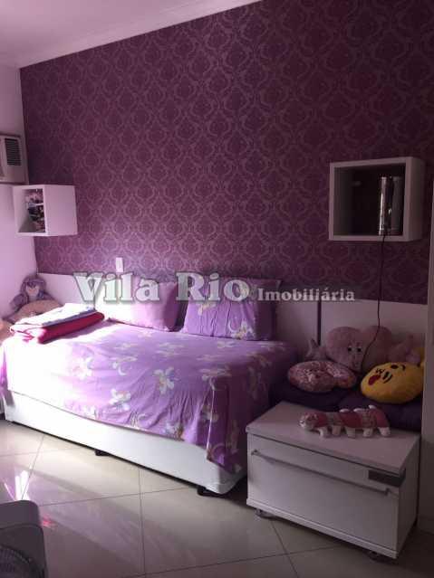QUARTO 8 - Casa 3 quartos à venda Vila da Penha, Rio de Janeiro - R$ 1.190.000 - VCA30018 - 13