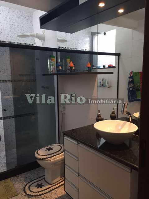 BANHEIRO 1 - Casa 3 quartos à venda Vila da Penha, Rio de Janeiro - R$ 1.190.000 - VCA30018 - 16