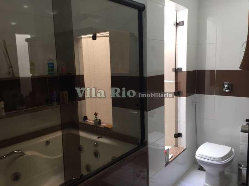 BANHEIRO 2 - Casa 3 quartos à venda Vila da Penha, Rio de Janeiro - R$ 1.190.000 - VCA30018 - 17