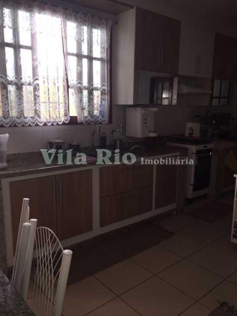 COZINHA 1 - Casa 3 quartos à venda Vila da Penha, Rio de Janeiro - R$ 1.190.000 - VCA30018 - 18