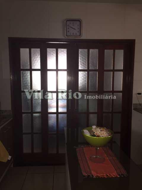 COZINHA 3 - Casa 3 quartos à venda Vila da Penha, Rio de Janeiro - R$ 1.190.000 - VCA30018 - 20