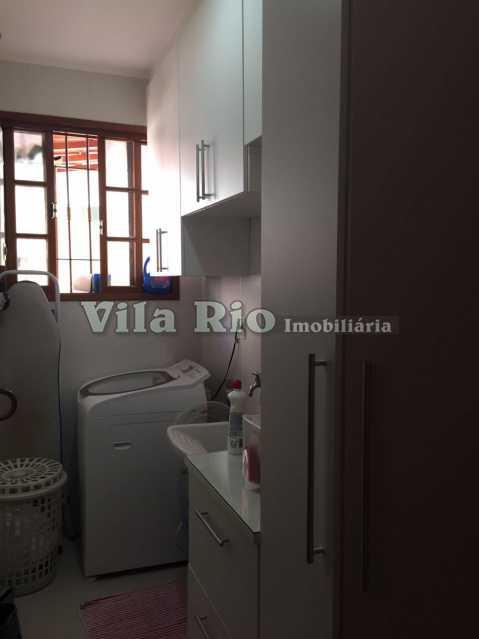 AREA - Casa 3 quartos à venda Vila da Penha, Rio de Janeiro - R$ 1.190.000 - VCA30018 - 23