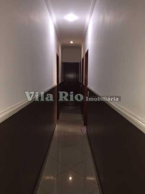 CIRCULAÇÃO - Casa 3 quartos à venda Vila da Penha, Rio de Janeiro - R$ 1.190.000 - VCA30018 - 24