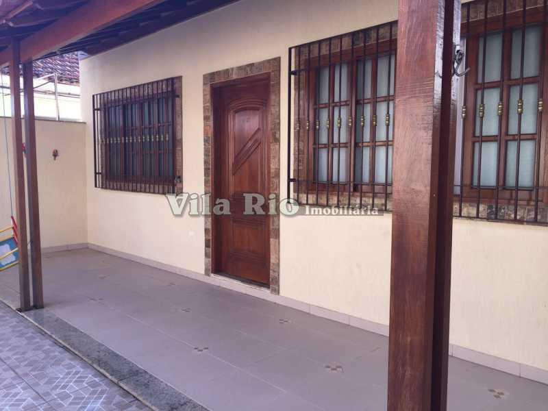 VARANDA - Casa 3 quartos à venda Vila da Penha, Rio de Janeiro - R$ 1.190.000 - VCA30018 - 25