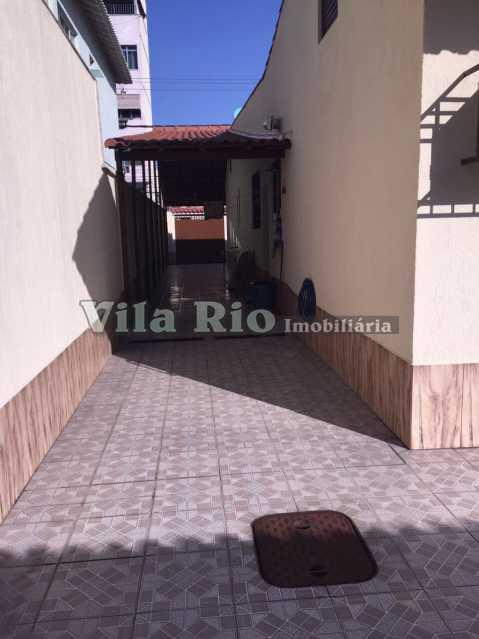 QUINTAL  1 - Casa 3 quartos à venda Vila da Penha, Rio de Janeiro - R$ 1.190.000 - VCA30018 - 26