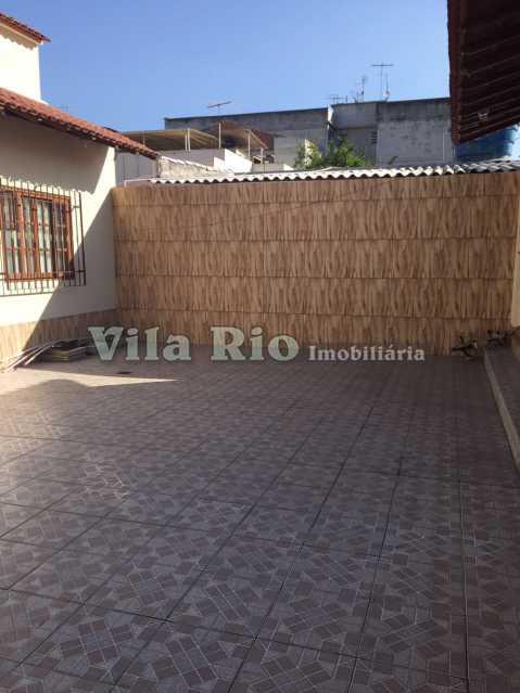 QUINTAL  2 - Casa 3 quartos à venda Vila da Penha, Rio de Janeiro - R$ 1.190.000 - VCA30018 - 27