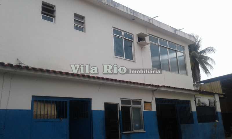 GALPÃO  2 - Galpão Parada de Lucas,Rio de Janeiro,RJ À Venda,600m² - VGA00009 - 1