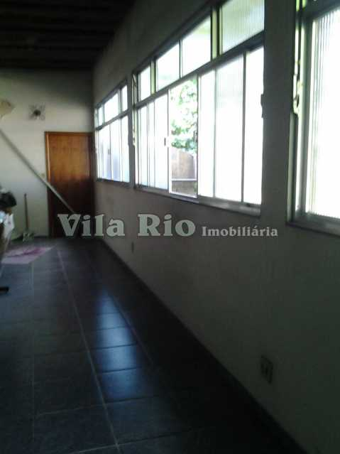 SALA - Casa 4 quartos à venda Pavuna, Rio de Janeiro - R$ 350.000 - VCA40008 - 1