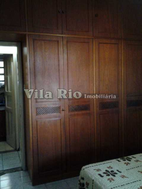 QUARTO1.1 - Casa 4 quartos à venda Pavuna, Rio de Janeiro - R$ 350.000 - VCA40008 - 4