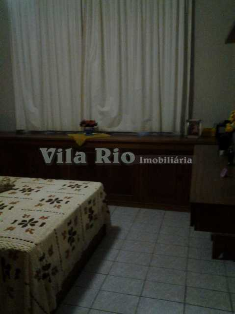 QUARTO1 - Casa 4 quartos à venda Pavuna, Rio de Janeiro - R$ 350.000 - VCA40008 - 5