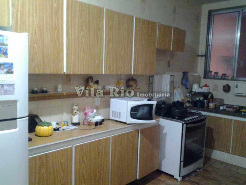 COZINHA - Casa 4 quartos à venda Pavuna, Rio de Janeiro - R$ 350.000 - VCA40008 - 11