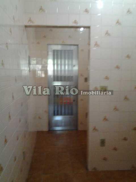 COZINHA1.2 - Casa 4 quartos à venda Pavuna, Rio de Janeiro - R$ 350.000 - VCA40008 - 13