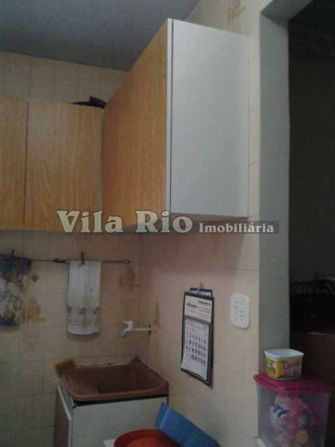 COZINHA1 - Casa 4 quartos à venda Pavuna, Rio de Janeiro - R$ 350.000 - VCA40008 - 14