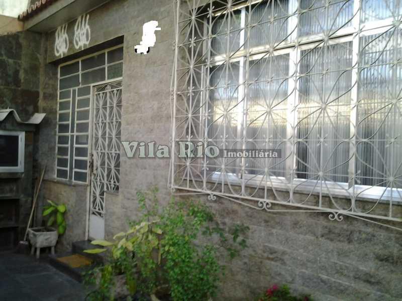 FRENTE - Casa 4 quartos à venda Pavuna, Rio de Janeiro - R$ 350.000 - VCA40008 - 18