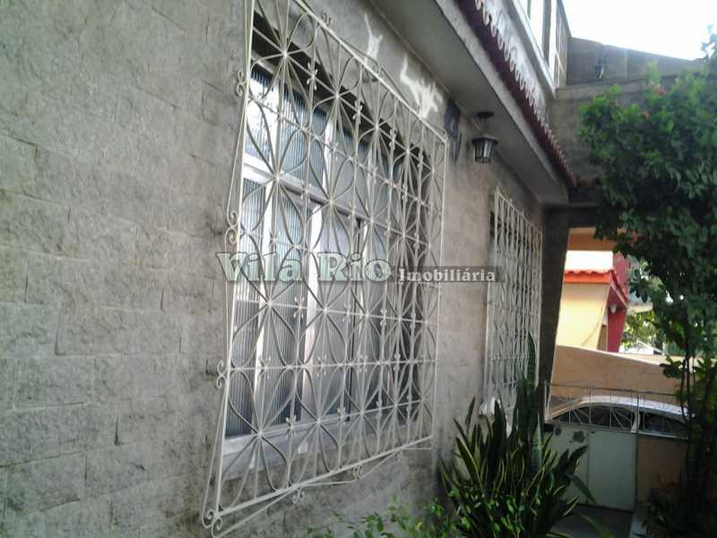 LATERAL - Casa 4 quartos à venda Pavuna, Rio de Janeiro - R$ 350.000 - VCA40008 - 19