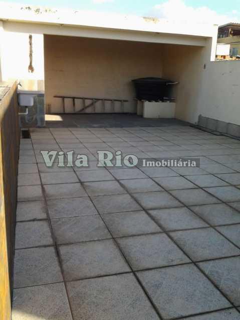 TERRAÇO1.1 - Casa 4 quartos à venda Pavuna, Rio de Janeiro - R$ 350.000 - VCA40008 - 22
