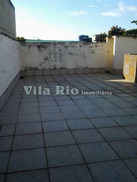 TERRAÇO1.2 - Casa 4 quartos à venda Pavuna, Rio de Janeiro - R$ 350.000 - VCA40008 - 23