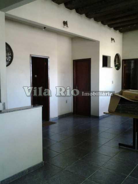 TERRAÇO1 - Casa 4 quartos à venda Pavuna, Rio de Janeiro - R$ 350.000 - VCA40008 - 24
