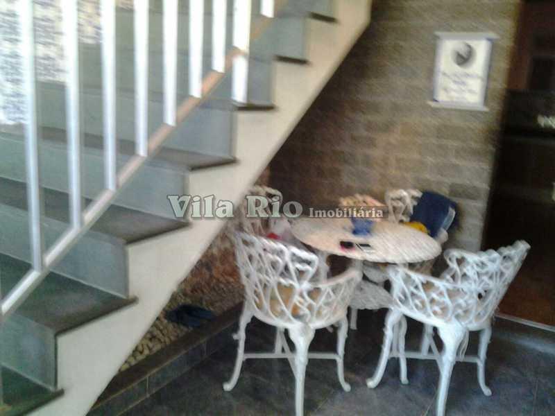 VARANDA - Casa 4 quartos à venda Pavuna, Rio de Janeiro - R$ 350.000 - VCA40008 - 25