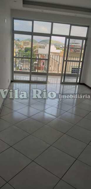 SALA 1. - Cobertura 3 quartos para alugar Vila da Penha, Rio de Janeiro - R$ 2.500 - VCO30005 - 1