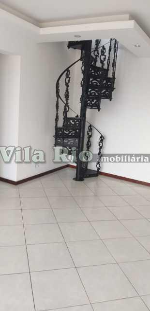 SALA 2. - Cobertura 3 quartos para alugar Vila da Penha, Rio de Janeiro - R$ 2.500 - VCO30005 - 3