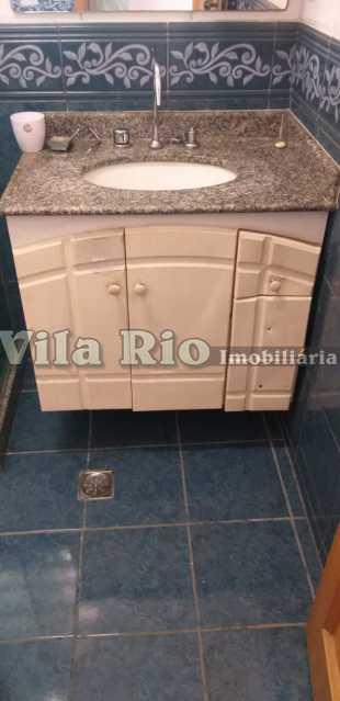 BANHEIRO 1. - Cobertura 3 quartos para alugar Vila da Penha, Rio de Janeiro - R$ 2.500 - VCO30005 - 11