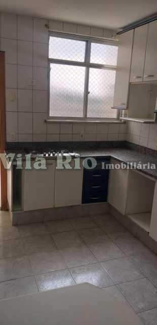 COZINHA 1. - Cobertura 3 quartos para alugar Vila da Penha, Rio de Janeiro - R$ 2.500 - VCO30005 - 20