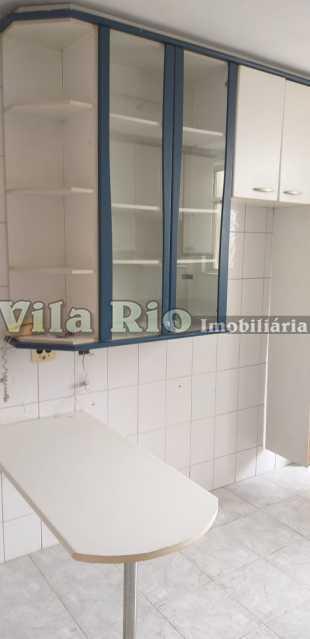 COZINHA 3. - Cobertura 3 quartos para alugar Vila da Penha, Rio de Janeiro - R$ 2.500 - VCO30005 - 22