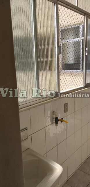 AREA1. - Cobertura 3 quartos para alugar Vila da Penha, Rio de Janeiro - R$ 2.500 - VCO30005 - 24