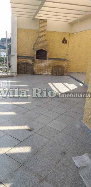 COBERTURA 1. - Cobertura 3 quartos para alugar Vila da Penha, Rio de Janeiro - R$ 2.500 - VCO30005 - 25