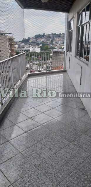 VARANDA 1. - Cobertura 3 quartos para alugar Vila da Penha, Rio de Janeiro - R$ 2.500 - VCO30005 - 29