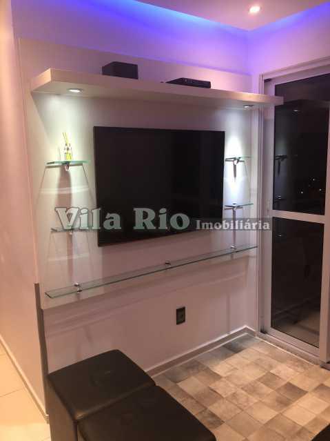 SALA 2 - Apartamento 2 quartos à venda Irajá, Rio de Janeiro - R$ 260.000 - VAP20174 - 1